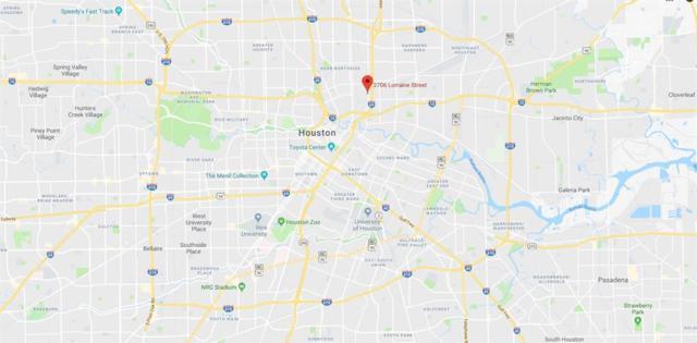 2706 Lorraine Street, Houston, TX 77026 (MLS #53116107) :: Krueger Real Estate