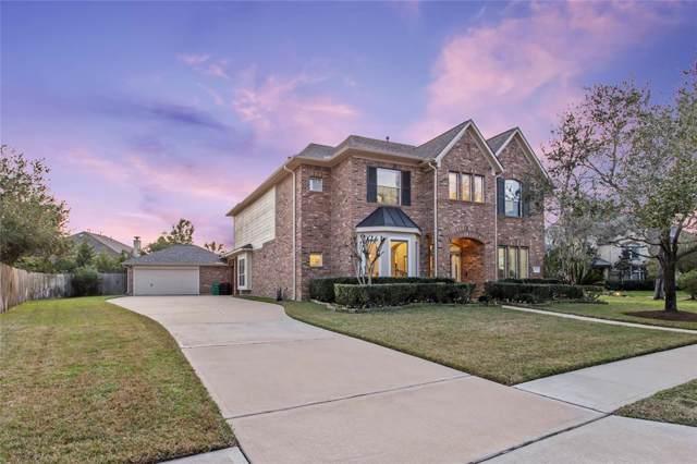 8734 Stowe Creek Lane, Missouri City, TX 77459 (MLS #53121250) :: Caskey Realty