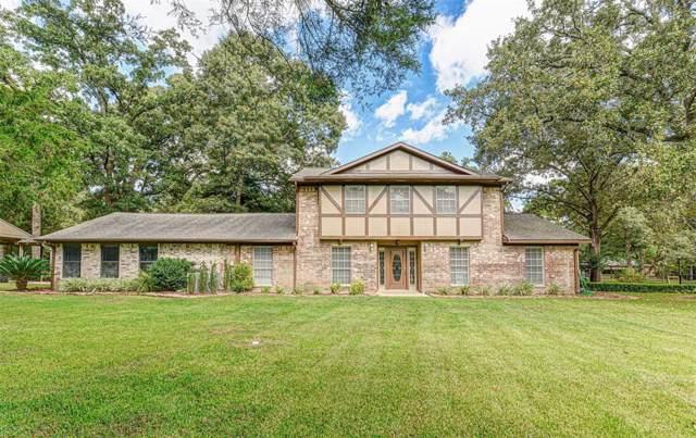16170 Cedar Lane Loop, Willis, TX 77378 (MLS #53131077) :: The Home Branch