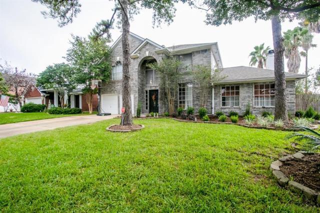 8002 Virginia Water Lane, Houston, TX 77095 (MLS #53139638) :: Connect Realty