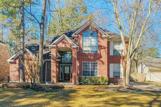 7 Firethorn Place, The Woodlands, TX 77382 (MLS #53140140) :: NewHomePrograms.com