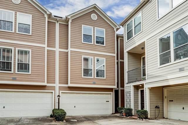 1608 Francis Street C, Houston, TX 77004 (MLS #53161631) :: Texas Home Shop Realty