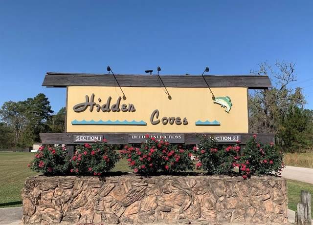 000 Hidden Cove Drive, Point Blank, TX 77364 (MLS #53171765) :: Giorgi Real Estate Group