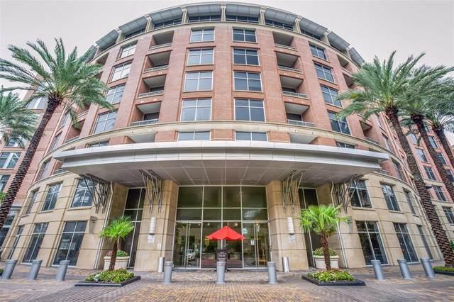 1901 Post Oak Boulevard #2402, Houston, TX 77056 (MLS #53176669) :: Bay Area Elite Properties