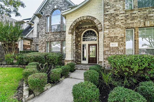 8622 Amy Brook Court, Humble, TX 77396 (MLS #53183079) :: The Jill Smith Team