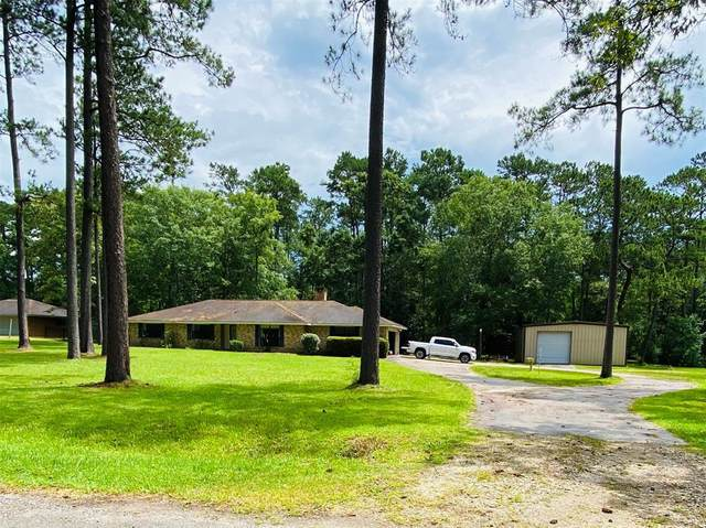 155 Plantation Drive, Silsbee, TX 77656 (MLS #53183968) :: The SOLD by George Team