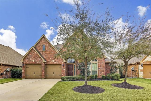 13804 Juniper Springs Drive, Pearland, TX 77584 (MLS #53192730) :: The Sansone Group