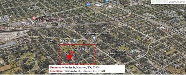 0 Sandra, Houston, TX 77028 (MLS #53204885) :: The Heyl Group at Keller Williams