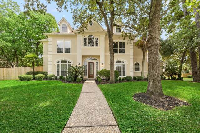 9607 Champions Cove Drive, Spring, TX 77379 (MLS #53205932) :: The SOLD by George Team