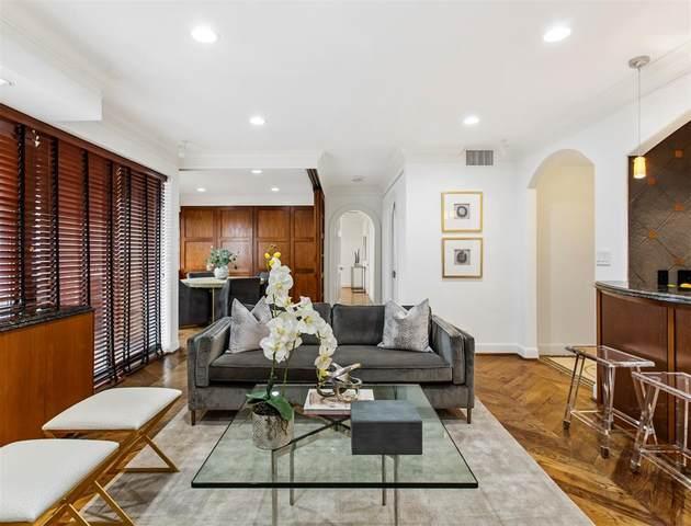 5000 Montrose Blvd Boulevard 16D, Houston, TX 77006 (MLS #53211089) :: Green Residential