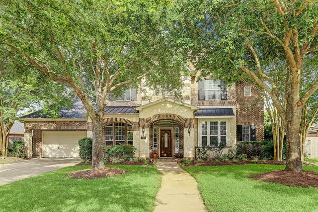 727 Summer Trace Lane, Richmond, TX 77406 (MLS #53214835) :: The SOLD by George Team
