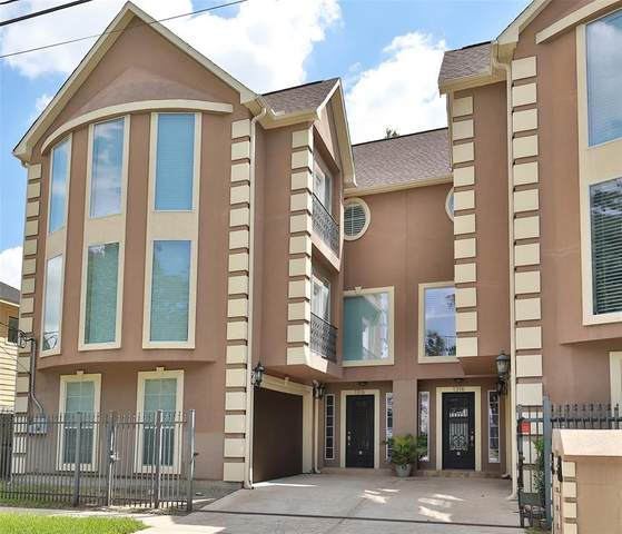 1316 Cleburne Street A, Houston, TX 77004 (MLS #53214891) :: The Parodi Team at Realty Associates