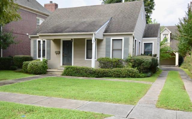 4224 Marquette Street, Houston, TX 77005 (MLS #53215363) :: Texas Home Shop Realty