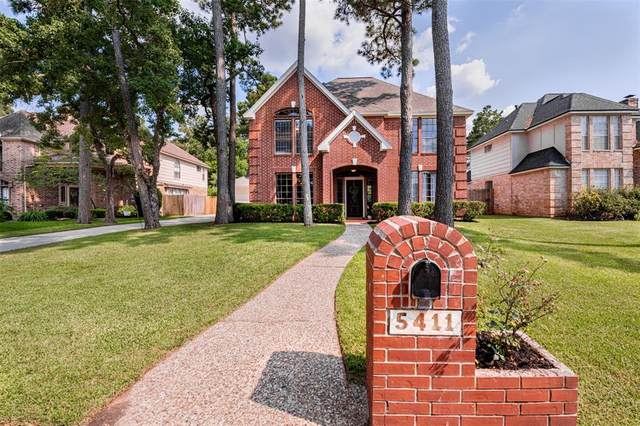 5411 Dunleith Lane, Spring, TX 77379 (MLS #53216437) :: The SOLD by George Team