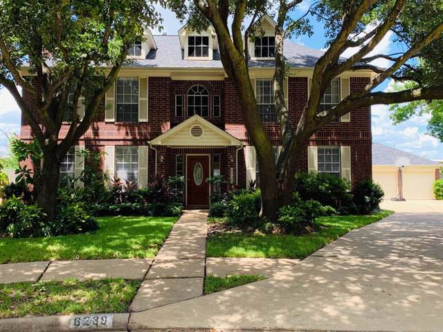 6239 Paddle Wheel Drive Drive, Katy, TX 77449 (MLS #53219635) :: Ellison Real Estate Team