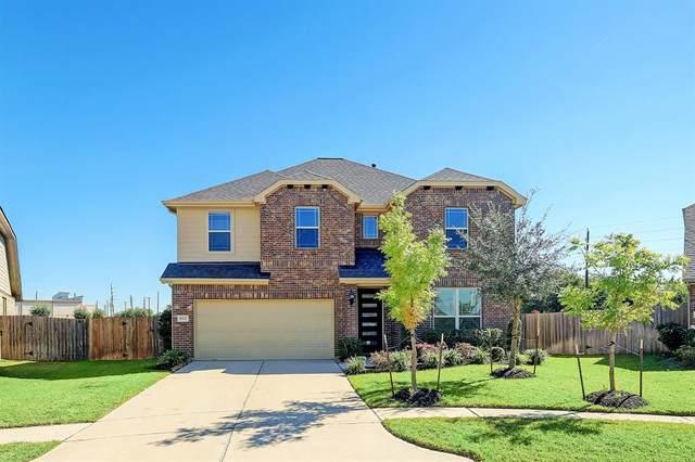8527 Lagosta Lane, Rosenberg, TX 77469 (MLS #53221967) :: Lerner Realty Solutions