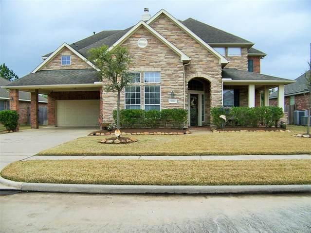9214 Barnsford Lane, Tomball, TX 77375 (MLS #53223341) :: The Jennifer Wauhob Team