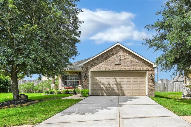 25203 Dappled Filly Drive, Tomball, TX 77375 (MLS #53224630) :: Ellison Real Estate Team