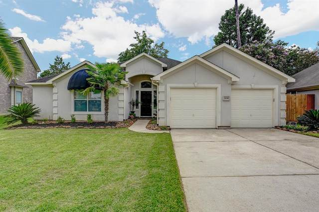 2831 Lake Forest Drive, Montgomery, TX 77356 (MLS #53225965) :: The SOLD by George Team