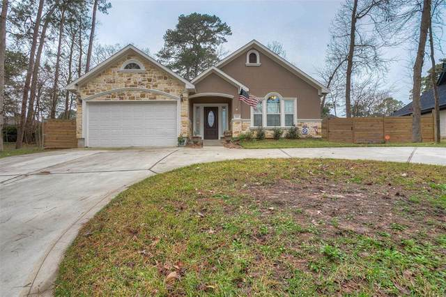 631 Hillcrest Drive, Huntsville, TX 77340 (MLS #53239680) :: My BCS Home Real Estate Group
