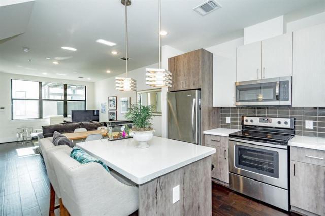 2401 Crawford Street A213, Houston, TX 77004 (MLS #53243011) :: Giorgi Real Estate Group