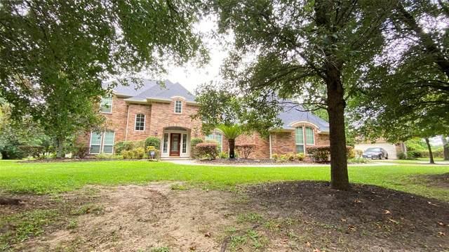 12319 Post Oak Court, Magnolia, TX 77354 (MLS #53252943) :: Michele Harmon Team