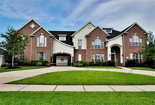 7715 Marble Cove Lane, Katy, TX 77494 (#53255468) :: ORO Realty