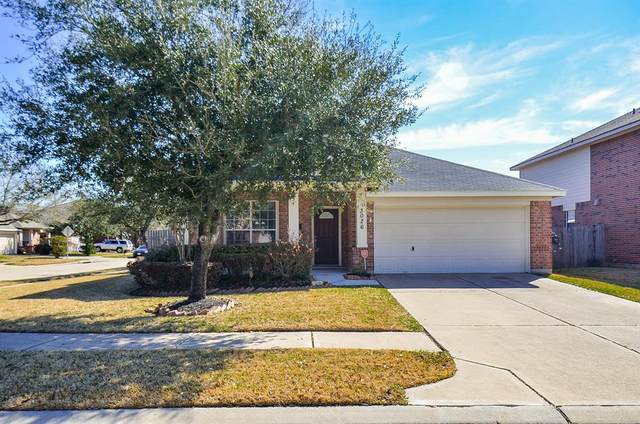3026 Sunset Park Drive, Katy, TX 77449 (MLS #53273757) :: The Parodi Team at Realty Associates
