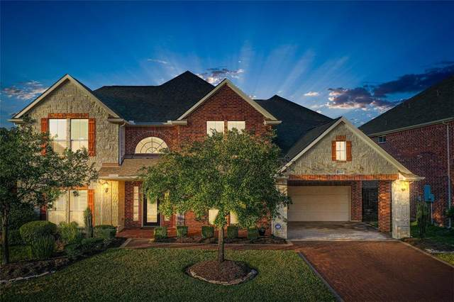 17830 Camp Cove Drive, Cypress, TX 77429 (MLS #53274009) :: Rachel Lee Realtor