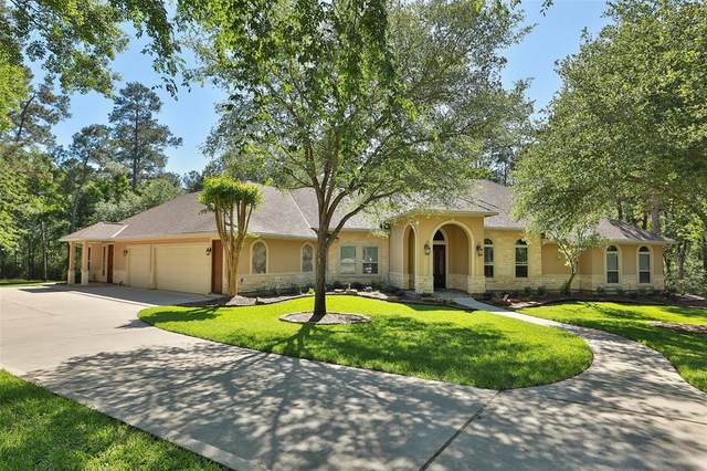 28412 Eagle Ridge Drive, Magnolia, TX 77355 (MLS #53275190) :: The SOLD by George Team
