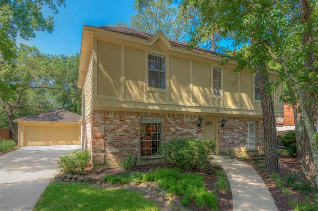 77 Crystal Lake Lane, The Woodlands, TX 77380 (MLS #53291201) :: Texas Home Shop Realty