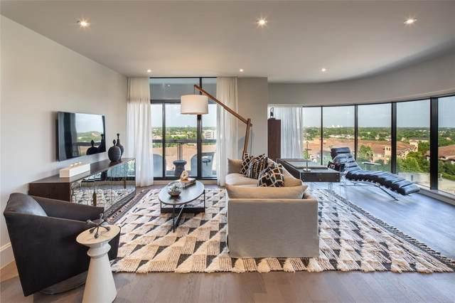 1701 Hermann Drive 17B, Houston, TX 77004 (MLS #53297561) :: My BCS Home Real Estate Group