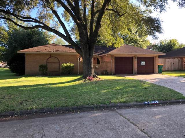 5404 Carmona Lane, Pearland, TX 77584 (MLS #53300455) :: The Home Branch