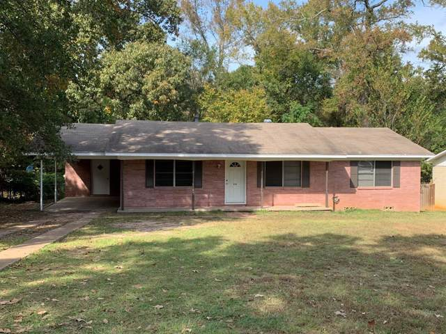 111 Clearview Drive, Palestine, TX 75803 (MLS #5331640) :: The Parodi Team at Realty Associates