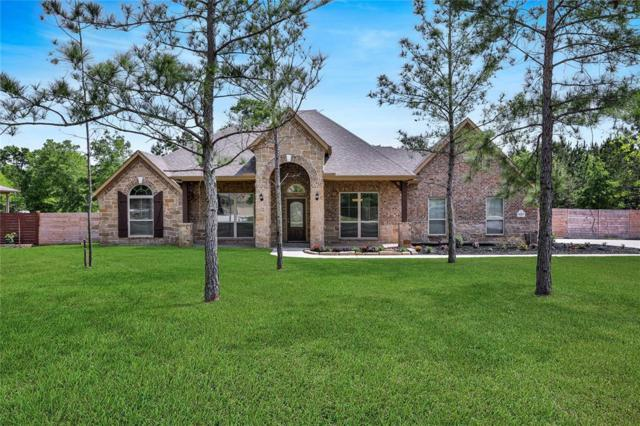 9207 Wapiti Trail, Conroe, TX 77303 (MLS #53317236) :: Texas Home Shop Realty