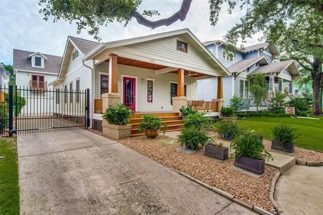 1027 E 7th 1/2 Street, Houston, TX 77009 (#53324920) :: ORO Realty