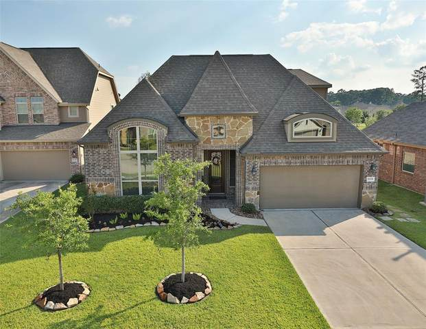 22331 Tiltwood Lane, Tomball, TX 77375 (MLS #53331211) :: The Sansone Group