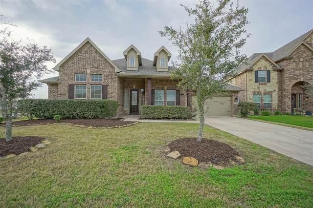 2206 Golden Bay Lane, Rosenberg, TX 77469 (MLS #53348242) :: CORE Realty