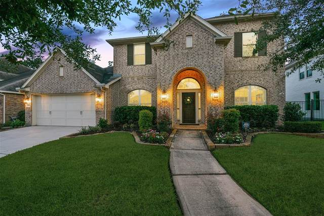 13911 Cole Point Drive, Humble, TX 77396 (MLS #53349289) :: The SOLD by George Team