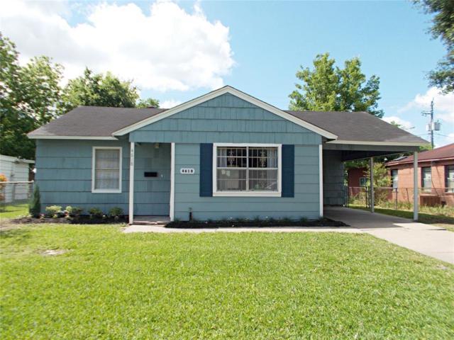 4618 Carmen Street, Houston, TX 77051 (MLS #53349493) :: Texas Home Shop Realty