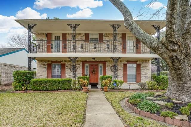 605 Lochnell Drive, Houston, TX 77062 (MLS #53354164) :: Ellison Real Estate Team