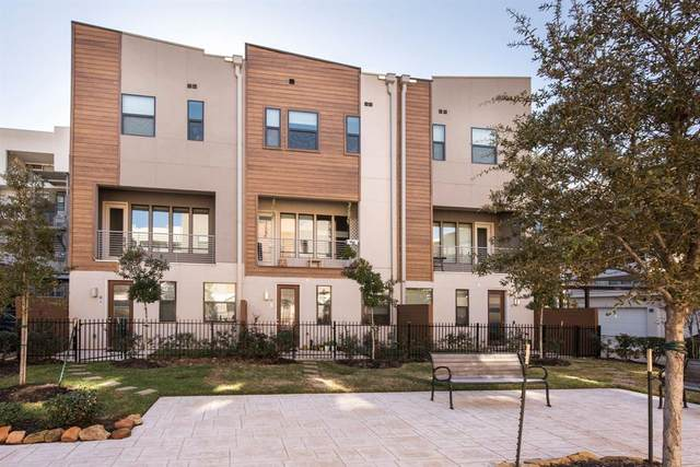 2401 Crawford Street D2-B, Houston, TX 77004 (MLS #53355330) :: The Freund Group
