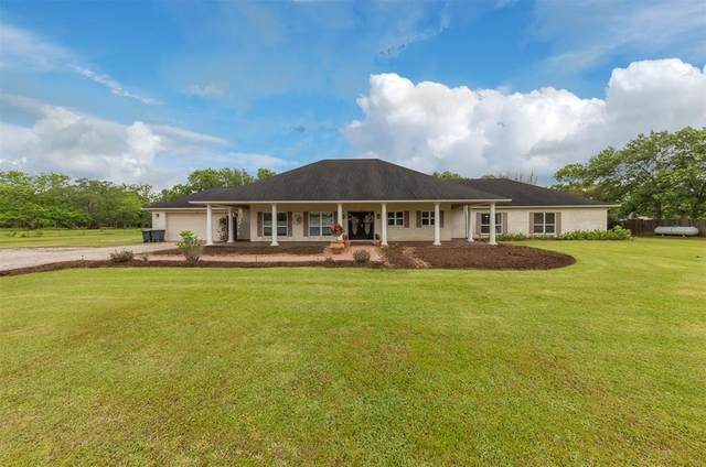 1250 County Road 677, Brazoria, TX 77422 (MLS #53356197) :: All Cities USA Realty