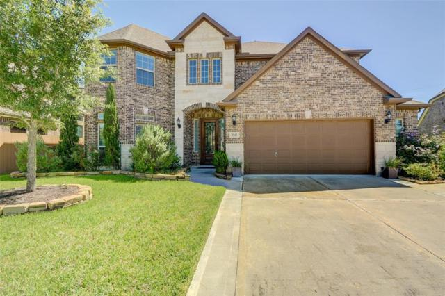 1743 Wickham Reach Drive, Spring, TX 77386 (MLS #53356526) :: The SOLD by George Team