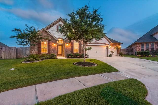 1502 Kaleta Pass Lane, League City, TX 77573 (MLS #53356597) :: Giorgi Real Estate Group