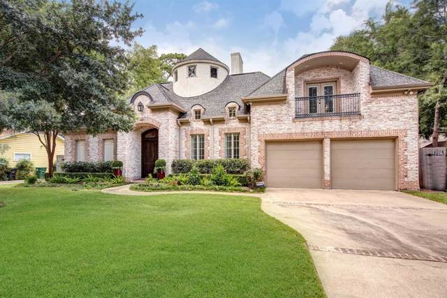 1421 Glourie Drive, Houston, TX 77055 (MLS #53369560) :: The SOLD by George Team