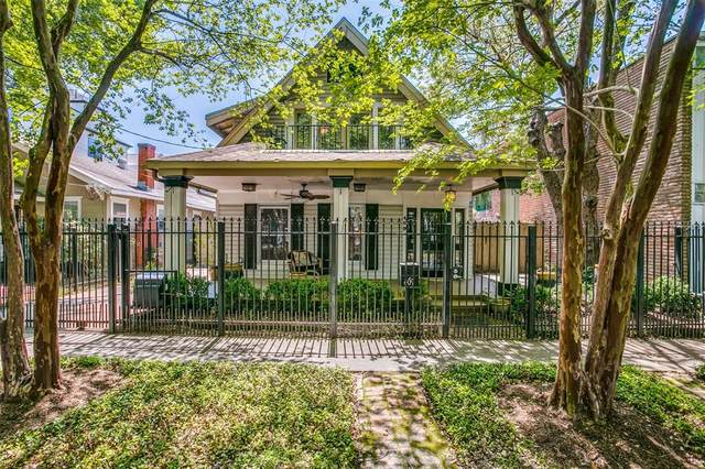 409 Bomar Street, Houston, TX 77006 (MLS #53379382) :: Green Residential