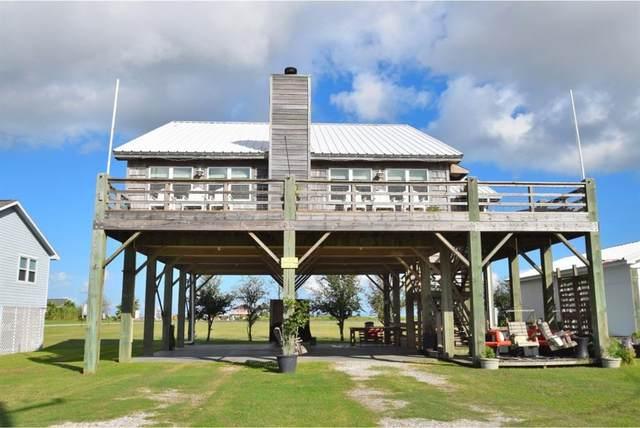 109 Ocean Breeze Drive, Port Bolivar, TX 77650 (MLS #53381021) :: NewHomePrograms.com