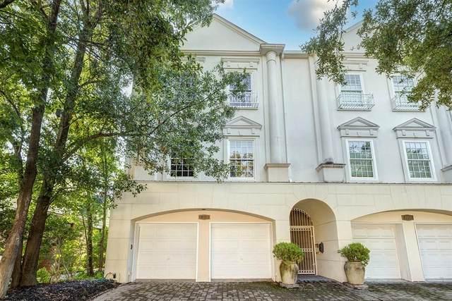 2113 Kingston A, Houston, TX 77019 (MLS #53394728) :: The Property Guys