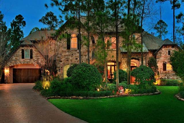 54 Player Point Drive, The Woodlands, TX 77382 (MLS #53406265) :: Christy Buck Team